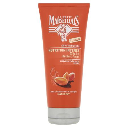 Après-shampooing Nutrition Intense cheveux très secs, frisés