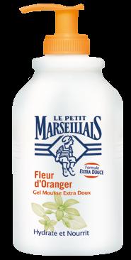 Crème mousse Fleur d'Oranger