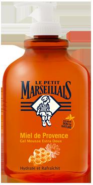 Gel Mousse Miel de Provence