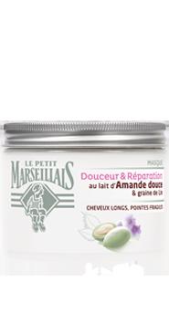 Masque Douceur & Eclat cheveux longs, pointes fragiles
