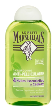 Shampooing Anti-Pelliculaire cheveux gras