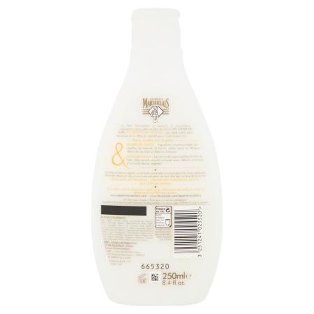 Douche Crème Soin Hydratation Intense Karité & Amande Vue arrière