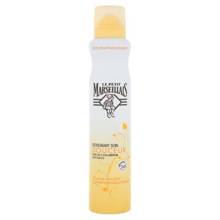 Déodorant spray soin douceur karité
