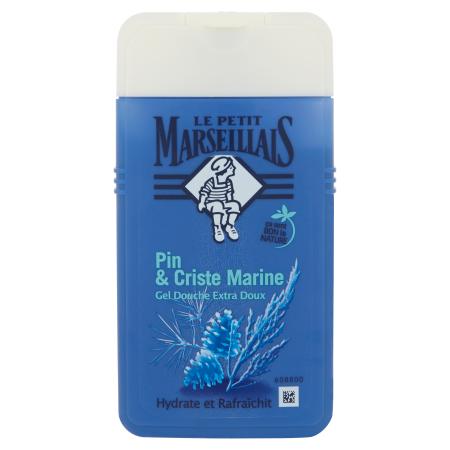 Gel Douche Pin Bio & Criste marine