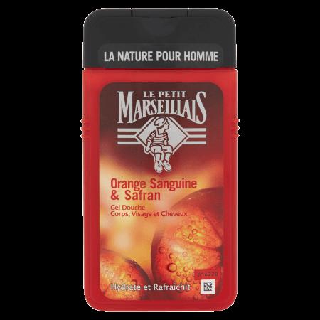 Gel Douche Homme Orange Sanguine & Safran