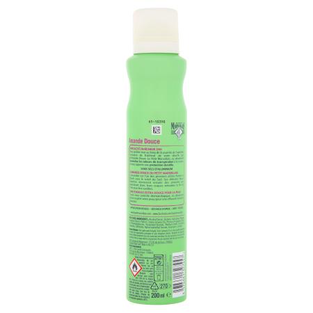 Déodorant spray Extra Doux Amande douce Vue arrière