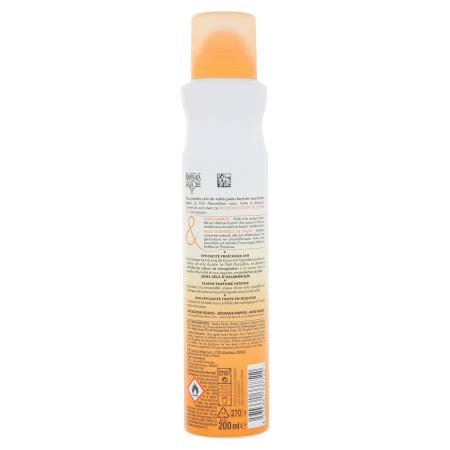 Déodorant spray soin douceur huile d'abricot Vue Arrière