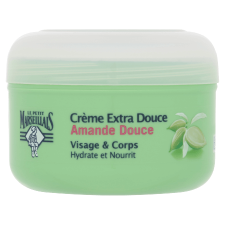 Crème Visage & Corps Amande Douce Pot