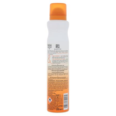 Déodorant spray soin douceur huile d'argan Vue Arrière