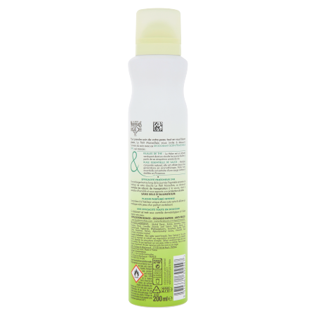Déodorant spray soin fraîcheur feuilles de thé Vue Arrière