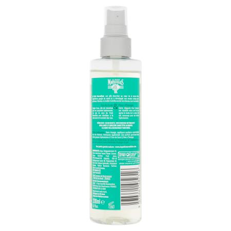 Spray Fraîcheur Longueurs & Pointes Cheveux Déshydratés Vue arrière