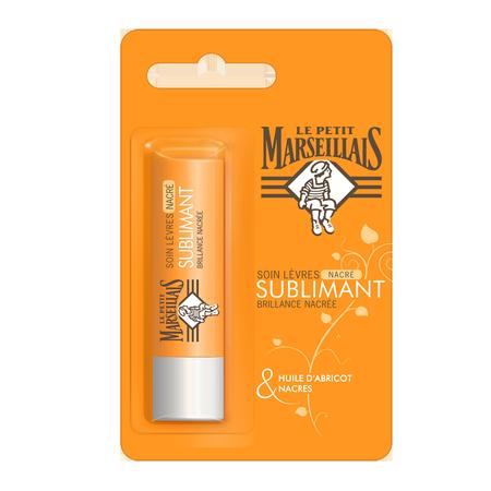 Soin Stick Lèvres Nacré Sublimant Abricot