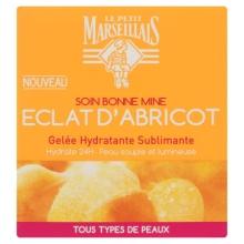 Gelée Hydratante Sublimante Eclat d'Abricot