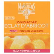 Crème Hydratante Sublimante Eclat d'Abricot