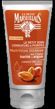 Petit soin longueurs & pointes Nutrition Intense, aux 2 huiles karité & argan