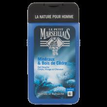 Gel Douche Homme Minéraux & Bois de Cèdre