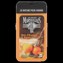 Gel Douche Homme Bois d'Oranger & Argan