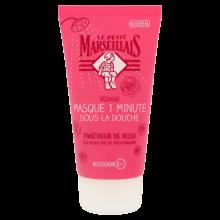 Masque 1 Minute sous la Douche Fraîcheur de Rose