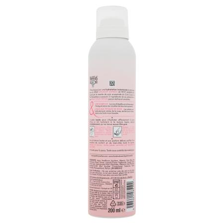 Spray Cold Cream Apaisant Express Cire d'Abeille & Rose, Vue arrière