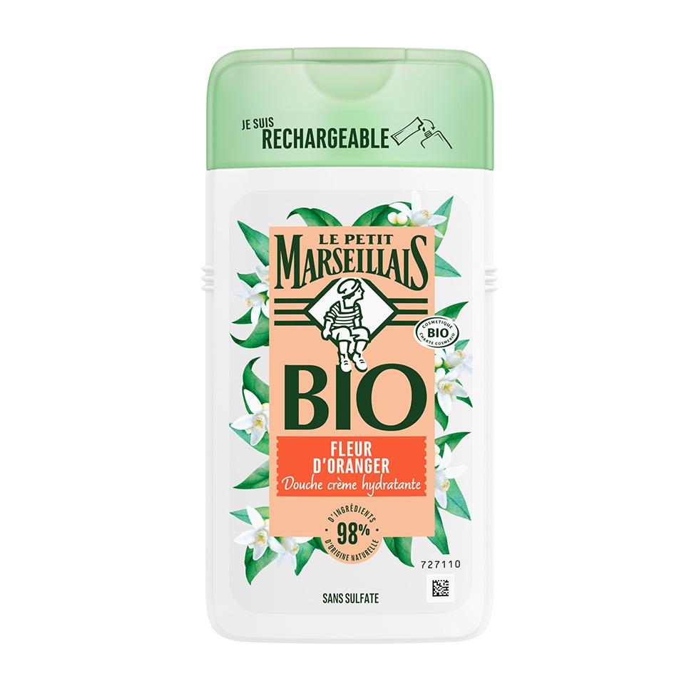 Douche Crème Bio Fleur d'Oranger