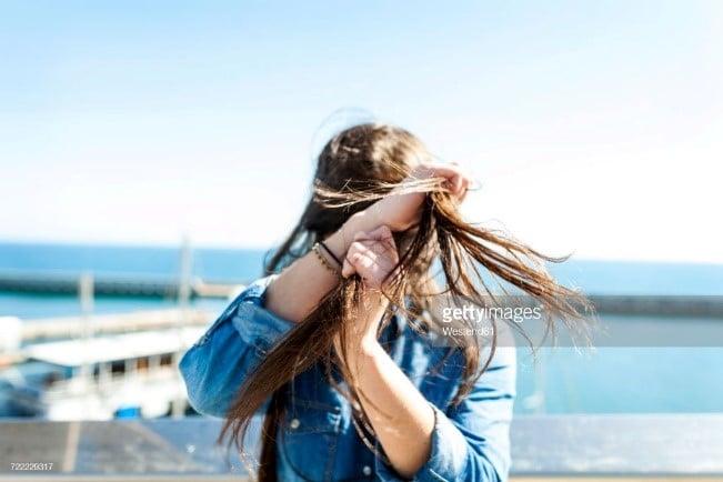 SOS cheveux abimés et fourchus